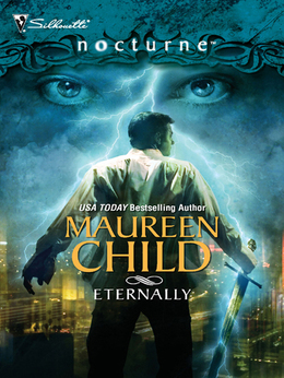 Eternally (Mills & Boon Intrigue) (The Guardians, Book 1)