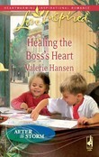 Healing the Boss's Heart (Mills & Boon Love Inspired) (After the Storm, Book 2)