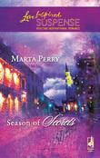 Season of Secrets (Mills & Boon Love Inspired)