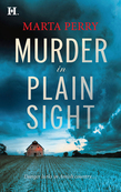 Murder in Plain Sight (Mills & Boon M&B) (Brotherhood of the Raven, Book 1)