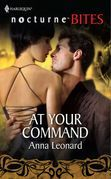 At Your Command (Mills & Boon Nocturne Bites)