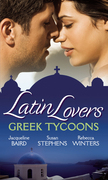 Latin Lovers: Greek Tycoons: Aristides' Convenient Wife / Bought: One Island, One Bride / The Lazaridis Marriage (Mills & Boon M&B)
