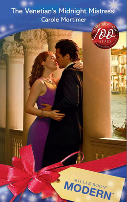 The Venetian's Midnight Mistress (Mills & Boon Modern)