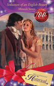 Seduction of an English Beauty (Mills & Boon Historical)