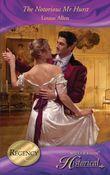 The Notorious Mr Hurst (Mills & Boon Historical) (Those Scandalous Ravenhursts, Book 5)