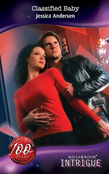 Classified Baby (Mills & Boon Intrigue) (Bodyguards Unlimited, Denver, CO, Book 6)