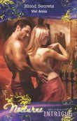 Blood Secrets (Mills & Boon Intrigue) (Nocturne, Book 7)