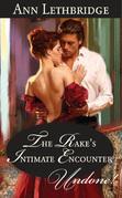 The Rake's Intimate Encounter (Mills & Boon Historical Undone)