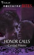 Honor Calls (Mills & Boon Nocturne Bites)