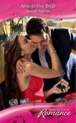 Nine-to-Five Bride (Mills & Boon Romance) (www.blinddatebrides.com, Book 1)