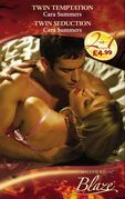 Twin Temptation: Twin Temptation (The Wrong Bed: Again and Again, Book 3) / Twin Seduction (The Wrong Bed: Again and Again, Book 4) (Mills & Boon Blaze)