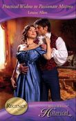 Practical Widow to Passionate Mistress (Mills & Boon Historical) (The Transformation of the Shelley Sisters, Book 2)