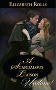 A Scandalous Liaison (Mills & Boon Historical Undone)