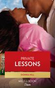 Private Lessons (Mills & Boon Kimani)