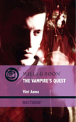 The Vampire's Quest (Mills & Boon Intrigue)