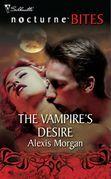 The Vampire's Desire (Mills & Boon Nocturne Bites)