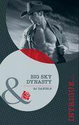 Big Sky Dynasty (Mills & Boon Intrigue)