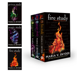 Study Collection: Magic Study / Poison Study / Fire Study (Mills & Boon e-Book Collections)