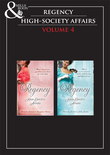 Regency High Society Vol 4: The Sparhawk Bride / The Rogue's Seduction / Sparhawk's Angel / The Proper Wife (Mills & Boon e-Book Collections)
