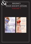 Regency High Society Vol 7: A Reputable Rake / The Heart's Wager / The Venetian's Mistress / The Gambler's Heart (Mills & Boon e-Book Collections)