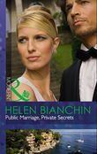 Public Marriage, Private Secrets (Mills & Boon Modern)