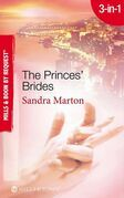 The Princes' Brides: The Italian Prince's Pregnant Bride / The Greek Prince's Chosen Wife / The Spanish Prince's Virgin Bride (Mills & Boon By Request)