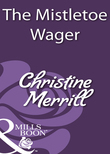The Mistletoe Wager (Mills & Boon Historical)
