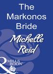 The Markonos Bride (Mills & Boon Modern)