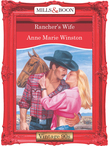 Rancher's Wife (Mills & Boon Vintage Desire)