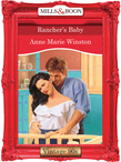 Rancher's Baby (Mills & Boon Vintage Desire)