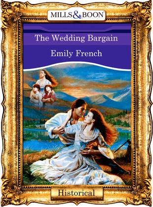 The Wedding Bargain (Mills & Boon Vintage 90s Modern)