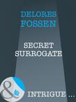 Secret Surrogate (Mills & Boon Intrigue)