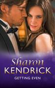 Getting Even (Mills & Boon Vintage 90s Modern)