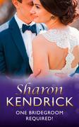 One Bridegroom Required! (Mills & Boon Vintage 90s Modern)