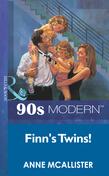 Finn's Twins! (Mills & Boon Vintage 90s Modern)