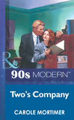 Two's Company (Mills & Boon Vintage 90s Modern)