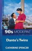 Dante's Twins (Mills & Boon Vintage 90s Modern)