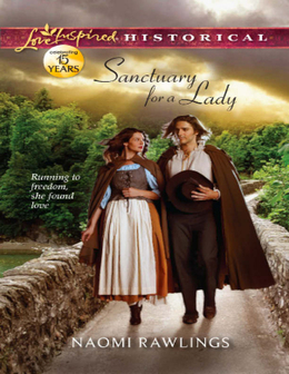 Sanctuary for a Lady (Mills & Boon Love Inspired Historical)