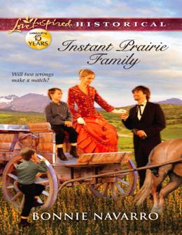 Instant Prairie Family (Mills & Boon Love Inspired Historical)