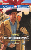 Tomas: Cowboy Homecoming (Mills & Boon American Romance) (Harts of the Rodeo, Book 6)