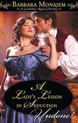 A Lady's Lesson in Seduction (Mills & Boon Historical Undone)