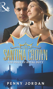 The Santina Crown Collection (Mills & Boon e-Book Collections)