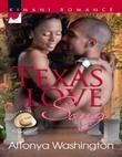 Texas Love Song (Mills & Boon Kimani) (Lone Star Seduction, Book 1)