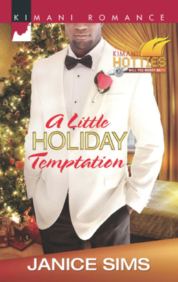 A Little Holiday Temptation (Mills & Boon Kimani) (Kimani Hotties, Book 36)