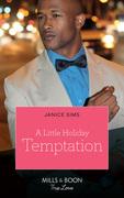 A Little Holiday Temptation (Mills & Boon Kimani) (Kimani Hotties, Book 36)
