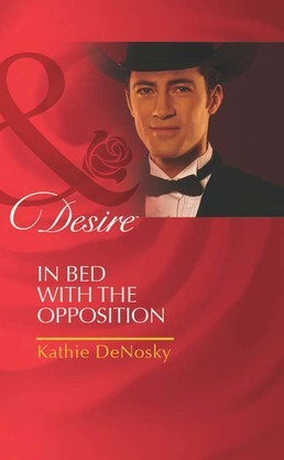 In Bed with the Opposition (Mills & Boon Desire) (The Millionaire's Club, Book 6)