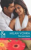 The Love Asana (Mills & Boon Modern)