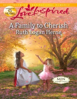 A Family to Cherish (Mills & Boon Love Inspired) (Men of Allegany County, Book 5)
