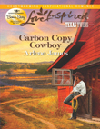 Carbon Copy Cowboy (Mills & Boon Love Inspired) (Texas Twins, Book 3)