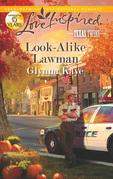 Look-Alike Lawman (Mills & Boon Love Inspired) (Texas Twins, Book 4)